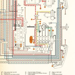 2000 Vw Beetle Headlight Wiring Diagram Av Plug Volkswagen Thing Get Free Image About
