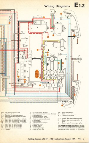 TheSamba :: Type 4 Wiring Diagrams