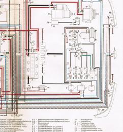 thesamba com type 4 wiring diagrams vw type 4 engine wiring diagram vw type 4 wiring diagram [ 1240 x 1719 Pixel ]