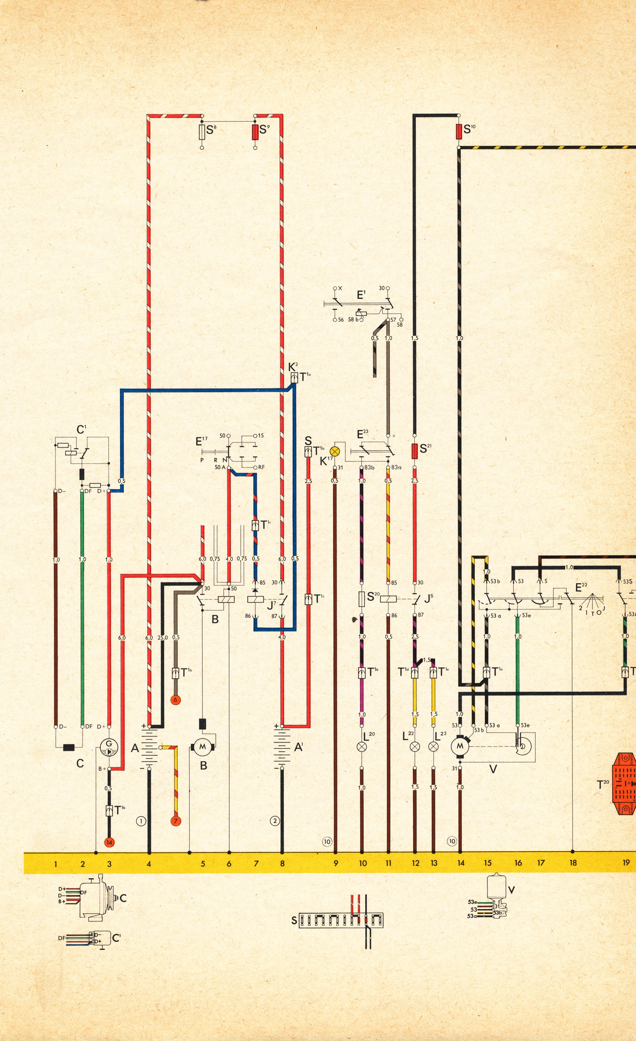 vw type 3 fuel injection wiring diagram 1982 jeep cj 4 get free image about