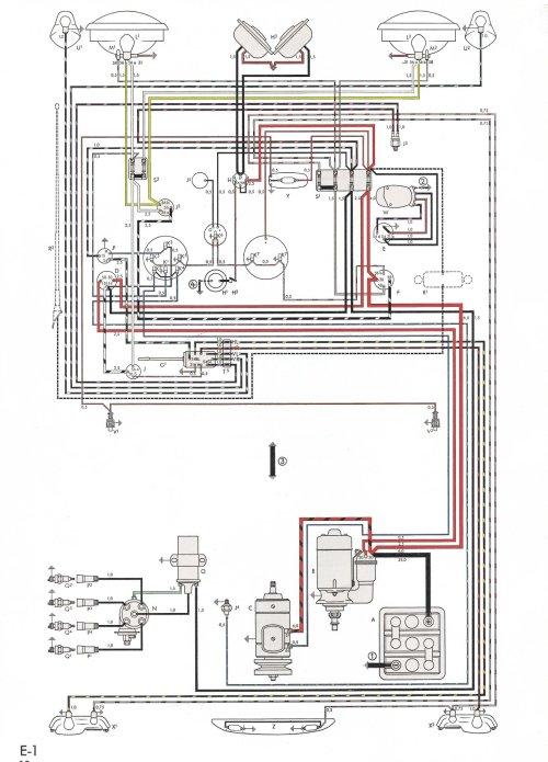 small resolution of thesamba com karmann ghia wiring diagrams 58ghia thesamba com karmann ghia wiring diagrams porsche 356 wiring diagram at cita asia