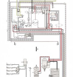 74 vw bug wiring diagram get free image about wiring diagram vw beetle electronic ignition wiring diagram vw beetle generator wiring diagram [ 4736 x 6584 Pixel ]