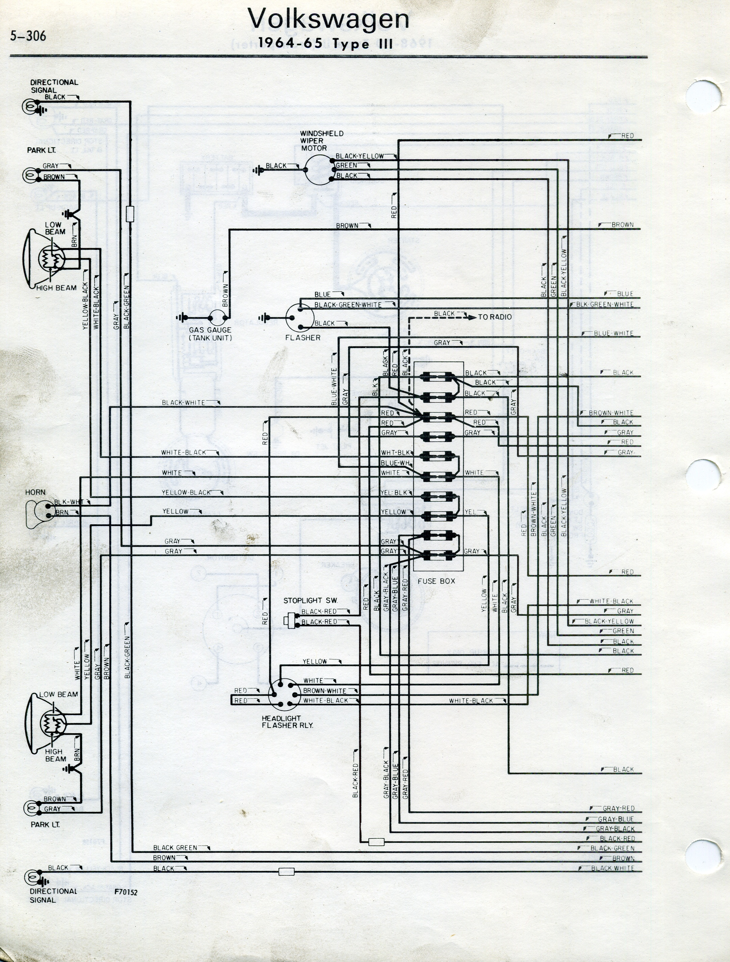 peterbilt headlight wiring diagram