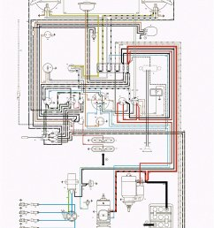 thesamba com type 2 wiring diagrams 1979 vw beetle wiring diagram 1979 vw wiring diagram [ 1075 x 1500 Pixel ]
