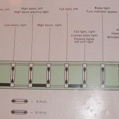 Tail Light Wiring Diagram 1995 Chevy Truck Typical Walk In Cooler Thesamba Com Type 2 Diagrams