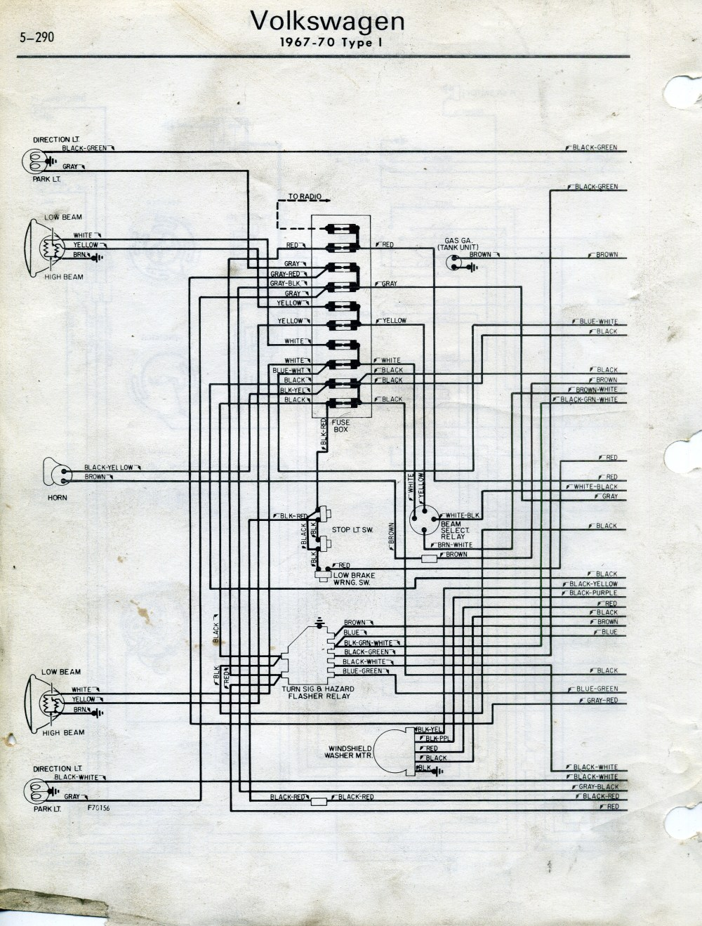 medium resolution of 1967 70 from national automotive service