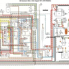Porsche 997 Wiring Diagrams Dvc6200 Sis Diagram Thesamba.com :: Karmann Ghia