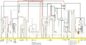 TheSamba :: Karmann Ghia Wiring Diagrams