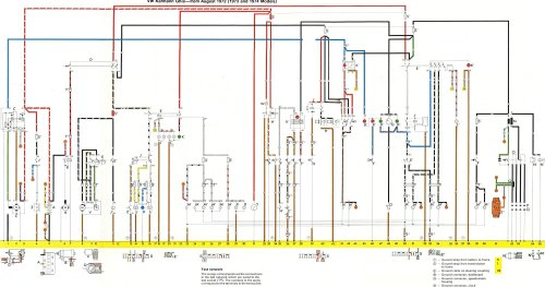 small resolution of thesamba com karmann ghia wiring diagrams1963 karmann ghia wiring diagram 8