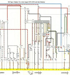 1974 vw wiring radio wiring diagram load 1974 vw beetle alternator wiring diagram 1974 vw beetle [ 2711 x 1392 Pixel ]