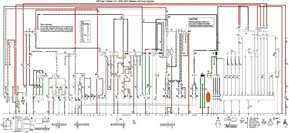 medium resolution of 1979 vw beetle wiring diagram another blog about wiring diagram u2022 rh ok2 infoservice ru 1970