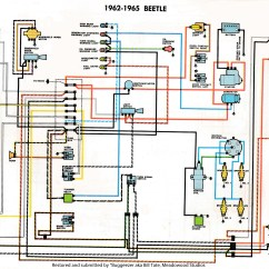 1970 Beetle Wiring Diagram Sub Diagrams Thesamba Com Type 1
