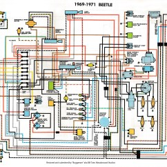 71 Vw Bus Wiring Diagram Motorcycle Starter Relay Beetle Radio Get Free Image