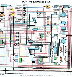 coil wiring diagram for 1970 volkswagen schematic diagramthesamba com karmann ghia wiring diagrams wiring diagram for [ 3988 x 3102 Pixel ]