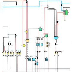 1973 Vw Bus Wiring Diagram 2002 Ford F150 Horn 1964 Volkswagen Karmann Ghia Rambler
