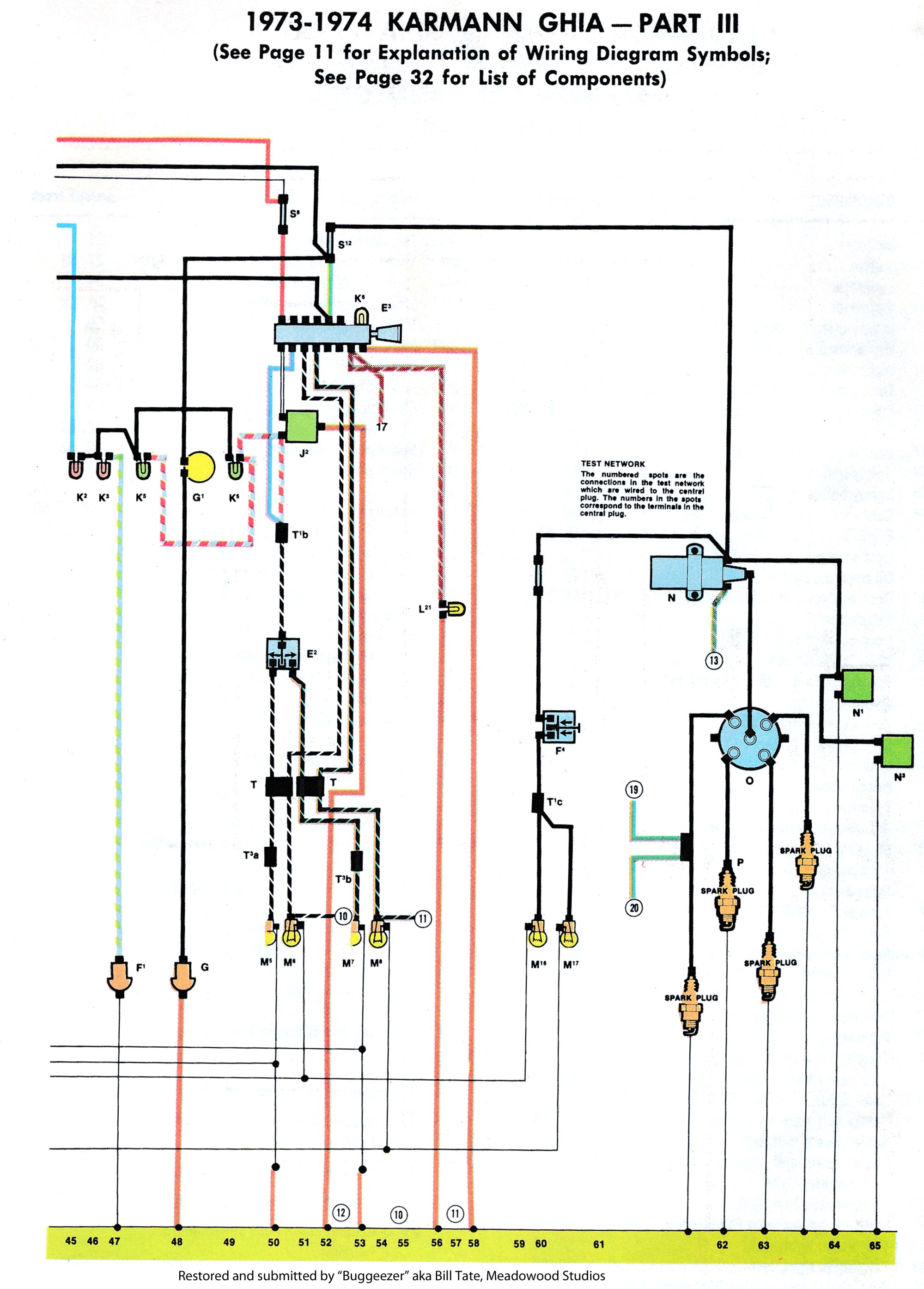 hight resolution of thesamba com karmann ghia wiring diagrams74 shovelhead wiring diagram 16