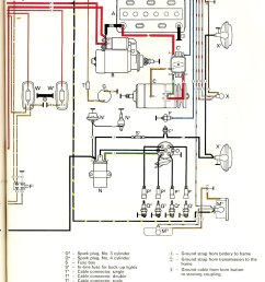 thesamba com type 2 wiring diagrams marine alternator wiring diagram volkswagen alternator wiring diagram [ 954 x 1468 Pixel ]
