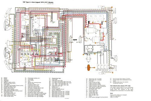 small resolution of thesamba com type 2 wiring diagrams 1970 vw beetle wiring schematic vw buggy wiring diagram