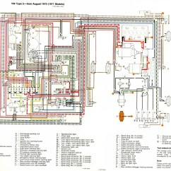 Dynamo To Alternator Conversion Wiring Diagram Two Phase Thesamba.com :: Type 2 Diagrams
