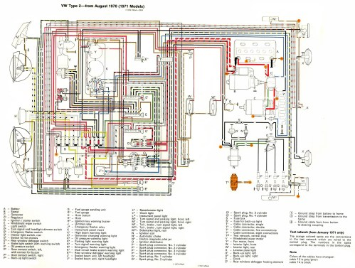small resolution of thesamba com type 2 wiring diagrams rh thesamba com 1972 vw wiring diagram for lights 1972 vw engine diagram