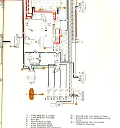 1967 vw fuse box diagram [ 976 x 1538 Pixel ]