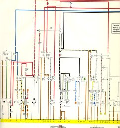 1970 vw beetle electrical wiring diagram [ 1274 x 1596 Pixel ]