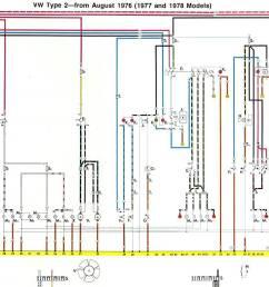 1977 vw wiring diagram everything wiring diagram 1977 vw bus wiring diagram wiring diagram 1977 vw [ 2359 x 907 Pixel ]