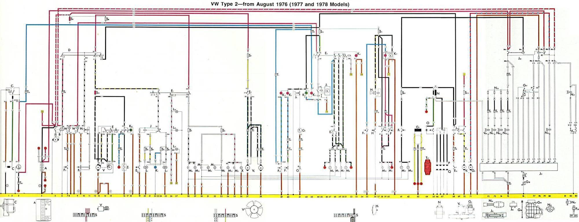 hight resolution of 1977 vw wiring diagram everything wiring diagram 1977 vw bus wiring diagram wiring diagram 1977 vw