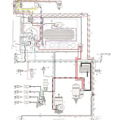 Vw Beetle Wiring Diagram Lowrider Hydraulic Pump Air Cooled Engine
