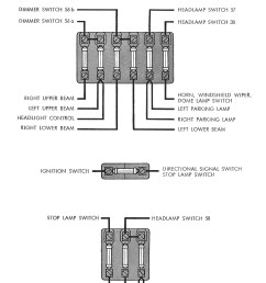 thesamba com type 1 wiring diagrams rh thesamba com vw beetle fuse box diagram 1998 vw [ 2877 x 4437 Pixel ]