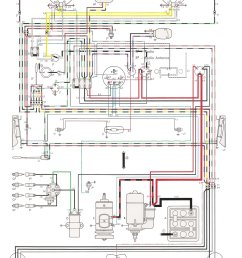 thesamba com type 1 wiring diagrams 1963 vw beetle wiring diagram 1963 vw beetle wiper motor [ 1201 x 1649 Pixel ]