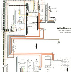 Vw Beetle Wiring Diagram Of Sides Catenary Arch Thesamba Type 1 Diagrams