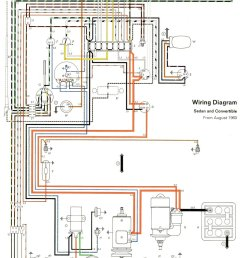 1968 vw bug wiring diagram [ 1032 x 1651 Pixel ]
