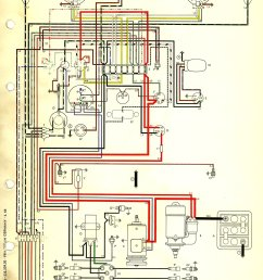 thesamba com type 1 wiring diagrams volkswagen air conditioning volkswagen wiring diagrams [ 1118 x 1674 Pixel ]