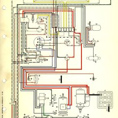 1969 Vw Beetle Ignition Coil Wiring Diagram 2003 Mazda 6 Schemas Electriques