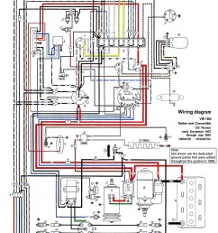 1963 type 1 wiring diagram 1963 get free image about vw alternator wiring diagram vw bug [ 1491 x 2237 Pixel ]