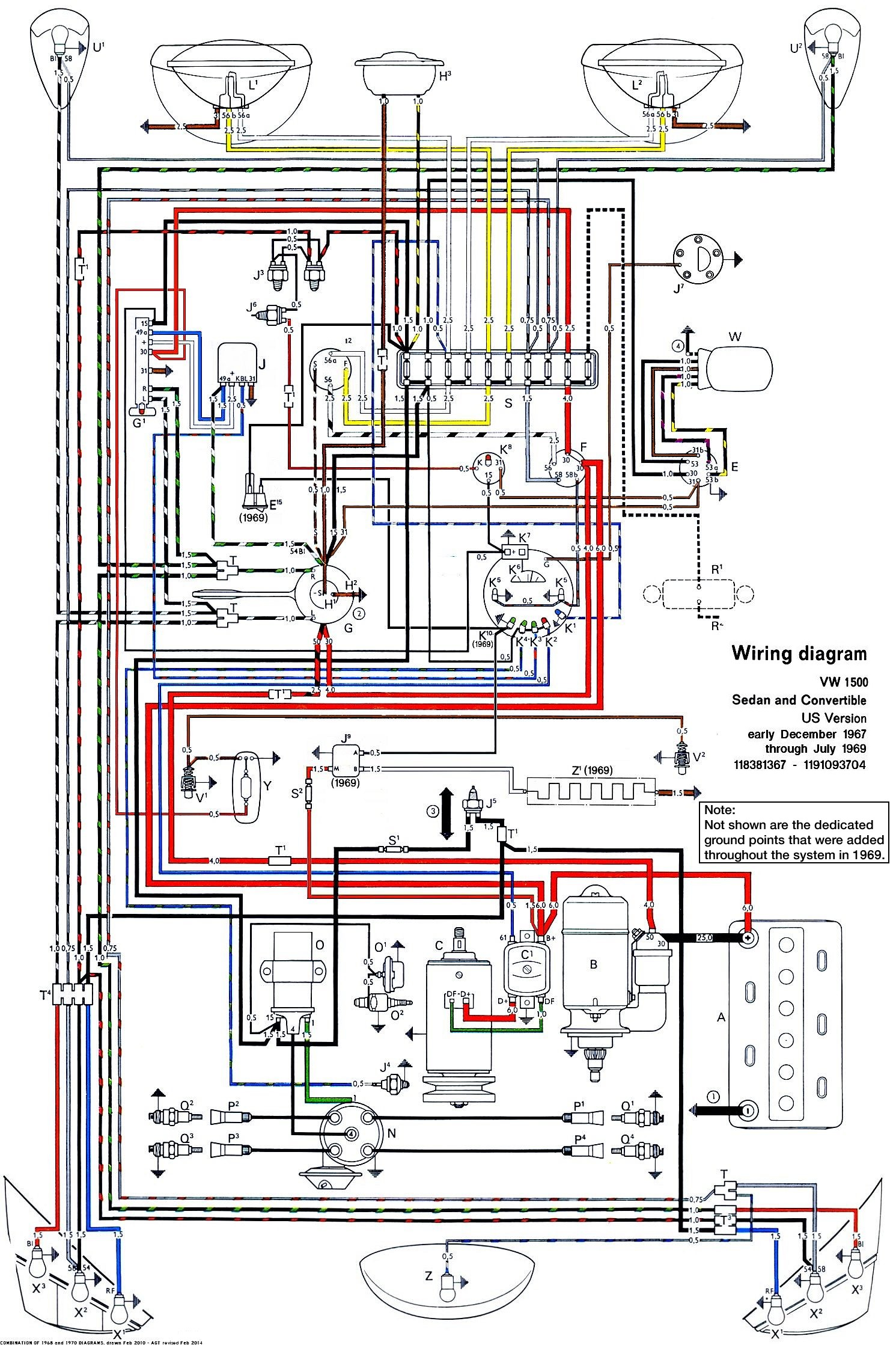 hight resolution of the samba wiring diagram wiring diagram1970 vw bug wiring schematic 14