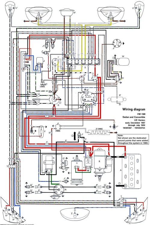small resolution of the samba wiring diagram wiring diagram1970 vw bug wiring schematic 14