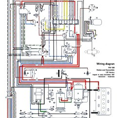 1972 Chevy Truck Ignition Wiring Diagram Briggs And Stratton Starter Thesamba.com :: Type 1 Diagrams