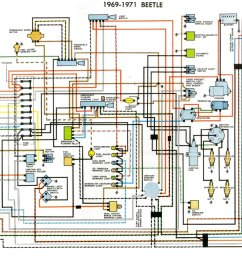 thesamba com type 1 wiring diagrams vw beetle electronic ignition wiring diagram vw beetle generator wiring diagram [ 1626 x 1257 Pixel ]