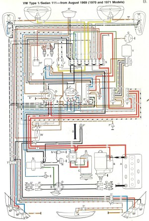 TheSamba :: Type 1 Wiring Diagrams