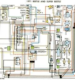thesamba com type 1 wiring diagrams vauxhall insignia vauxhall astra mk3 wiring diagram [ 1584 x 1257 Pixel ]