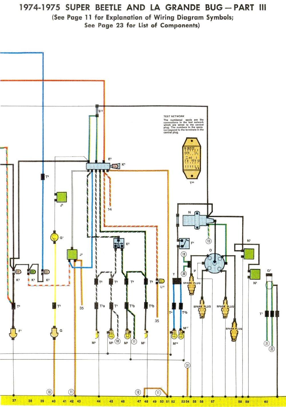 medium resolution of 1973 super beetle fuse box diagram 1972 vw super beetle fuse box diagram 1970 vw beetle