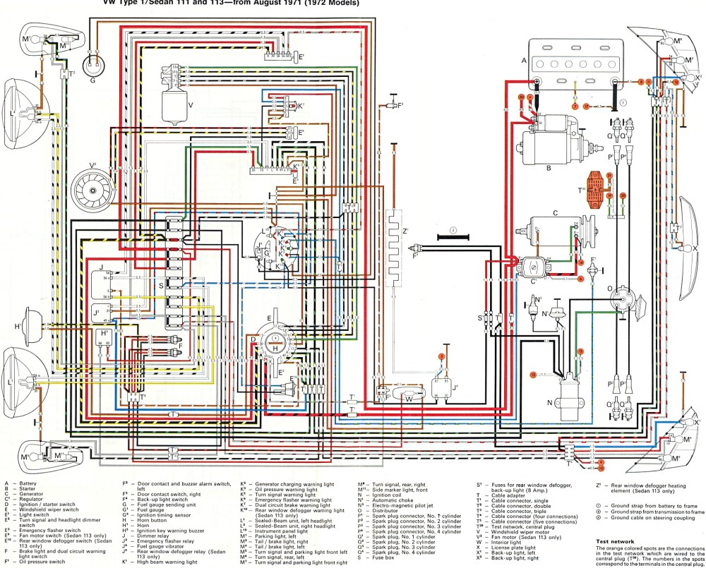 medium resolution of 1972 vw super beetle wiring diagram wiring diagram third level rh 11 9 15 jacobwinterstein com
