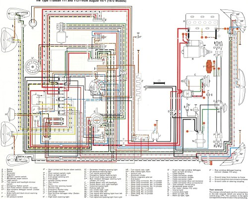 small resolution of 1972 vw super beetle wiring diagram wiring diagram third level rh 11 9 15 jacobwinterstein com