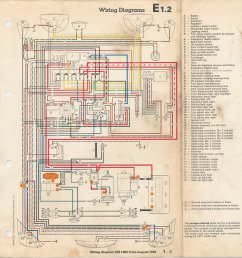 wire diagram for 1972 beetle wire free engine image for 1970 vw  [ 3310 x 3505 Pixel ]
