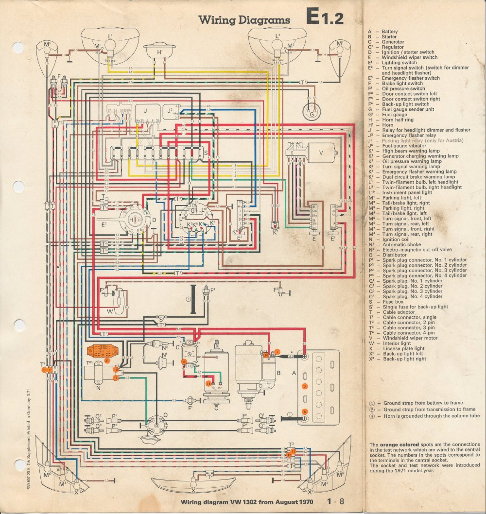 medium resolution of thesamba com beetle late model super 1968 up view vw thing vw type 3 squareback