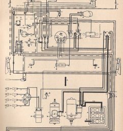 thesamba com type 1 wiring diagrams 1963 vw bug alternator wiring 1963 vw bug wiring [ 990 x 1443 Pixel ]