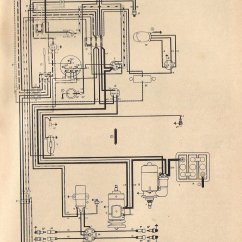 1968 Vw Type 1 Wiring Diagram Viper Winch Solenoid Thesamba Com Diagrams