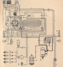 thesamba com type 1 wiring diagrams 1960 vw bug wiring 1967 vw radio wiring diagram [ 969 x 1503 Pixel ]